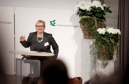 Frauenvernetzungswerkstatt in St. Gallen, März 2014. Foto: Sam Thomas